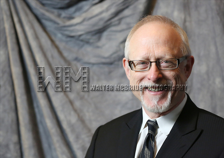 Robert Shenkkan attends the 2014 Tony Awards Meet the Nominees Press Junket at the Paramount Hotel on April 30, 2014 in New York City.