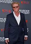 "Jake Busey arrives at the LA Premiere Of Netflix's ""Murder Mystery"" at Regency Village Theatre on June 10, 2019 in Westwood, California"