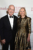 John Rosenwald and wife Pat Rosenwald attend the New York Landmarks Conservancy's 22nd Living Landmarks Gala on November 5, 2015 at The Plaza Hotel in New York, New York. USA<br /> <br /> photo by Robin Platzer/Twin Images<br />  <br /> phone number 212-935-0770