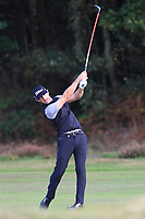 Wade Ormsby (AUS) on the 2nd fairway during Round 3 of the Sky Sports British Masters at Walton Heath Golf Club in Tadworth, Surrey, England on Saturday 13th Oct 2018.<br /> Picture:  Thos Caffrey | Golffile