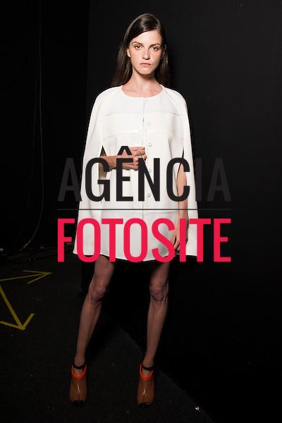 Gloria Coelho<br /> <br /> S&atilde;o Paulo Fashion Week- Ver&atilde;o 2016<br /> Abril/2015<br /> <br /> foto: Gustavo Scatena/ Ag&ecirc;ncia Fotosite