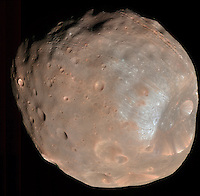 PHOBOS, Moon of Mars
