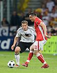 Marcin Wasilewski at Euro 2008. Germany-Poland in Klagenfurt (Austria) 06082008.