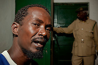 Farah Ismail. Ismail was convicted of piracy and  jailed in Mandhera maximum securiy prison Somaliland.