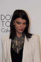 Model Crystal Renn Attends the Calvin Klein Collection post show event at Spring Studios on September 12, 2013 New York by VIEWpress