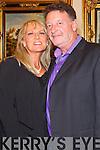 Enjoying the  Fashion show in aid of MS Ireland in Ballyroe Hotel on Saturday John and Nicola Fitzell Kilmoyley.