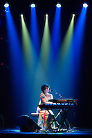 Nellie McKay performs at The Granada Theater in Dallas on Friday Night.(Special to the Star-Telegram/Rachel Parker)