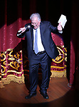 Robert E. Wankel on stage during The Fourth Annual High School Theatre Festival at The Shubert Theatre on March 19, 2018 in New York City.
