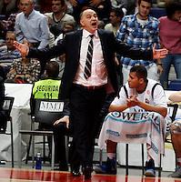 pablo laso(entrenador r.madrid)