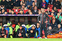 Jurgen Klopp Manager of Liverpool during the EPL - Premier League match between Crystal Palace and Liverpool at Selhurst Park, London, England on 29 October 2016. Photo by Steve McCarthy.