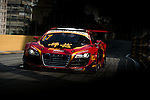 Adderly Fong races the Macau GT  Cup during the 61st Macau Grand Prix on November 14, 2014 at Macau street circuit in Macau, China. Photo by Aitor Alcalde / Power Sport Images
