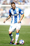 CD Leganes' David Timor during La Liga match. October 15,2016. (ALTERPHOTOS/Acero)