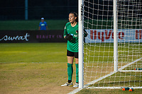 Kansas City, MO - Saturday July 22, 2017: Katelyn Rowland during a regular season National Women's Soccer League (NWSL) match between FC Kansas City and the North Carolina Courage at Children's Mercy Victory Field.