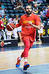Ricky Rubio during Spain vs Lithuania friendly match in Pamplona. August 2, 2019. (ALTERPHOTOS/Francis González)