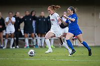 Stanford Soccer W v BYU, November 29, 2019