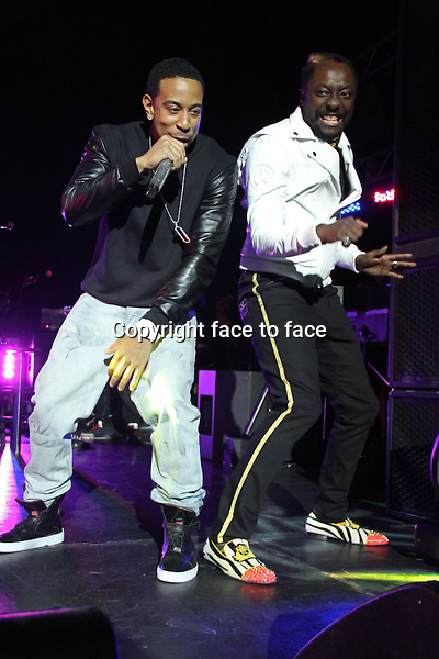 Alicia Keys & Will.i.am perform at the TRANS4M Boyle Heights Benefit Concert at The Avalon Hollywood, California, 08.02.2013...Credit: MediaPunch/face to face..- Germany, Austria, Switzerland, Eastern Europe, Australia, UK, USA, Taiwan, Singapore, China, Malaysia and Thailand rights only -