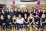 Enjoying her Hen Party at the Brogue on Saturday with family and friends was Martina O'Connor from Asdee who's marrying Michael Browne on April 29th 2017