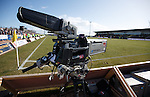 BT Sport TV cameras at New Bayview