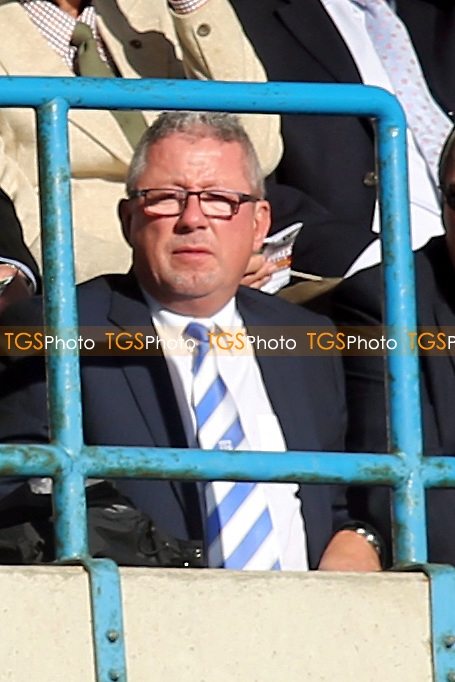 Gillingham Chairman, Paul Scally - Gillingham vs Crawley Town - Sky Bet League One Football at Priestfield Stadium, Gillingham Kent - 25/10/14 - MANDATORY CREDIT: Paul Dennis/TGSPHOTO - Self billing applies where appropriate - contact@tgsphoto.co.uk - NO UNPAID USE