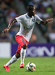 Hervin Ogenda of Paris Saint-Germain in action during Kitchee SC vs Paris Saint-Germain during the The Meeting of Champions on July 29, 2014 at the Hong Kong stadium in Hong Kong, China.  Photo by Aitor Alcalde / Power Sport Images