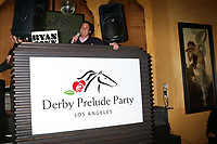 LOS ANGELES - JAN 5:  Bob Guiney at the Unbridled Eve Derby Prelude Party Los Angeles at the Avalon on January 5, 2018 in Los Angeles, CA