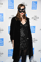 Lou Hayter<br /> at The Unicef UK Halloween Ball at One Embankment is raising vital funds to support Unicef's life-saving work for Syrian children in danger. To help Unicef keep children safe and warm this winter visit unicef.org.uk/halloweenball <br /> <br /> <br /> ©Ash Knotek  D3178  13/10/2016