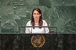LOS general debate &ndash; 27 September<br /> <br /> PM<br /> <br /> Her Excellency Jacinda Ardern, Prime Minister, New Zealand