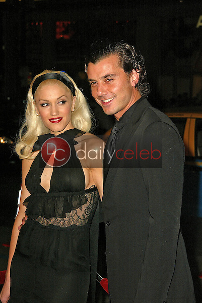 Gwen Stafani and Gavin Rossdale