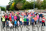Kilflynn Community Together: Families pictured prior to the start of the Kilflynn Community Together Family Fun Walk on Sunday last.