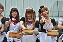 Akihabara Maids Water Sprinkling 2011