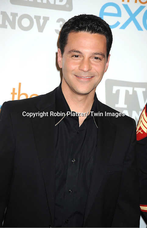 "David Alan Basche attends the TV Land Party for the  premieres of ""Hot In Cleveland"" and ""The Exes""  on November 29, 2011 at SD26 in New York City. the party also celebrated Toys for Tots."