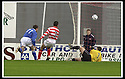5/10/02       Copyright Pic : James Stewart                     .File Name : stewart-hamilton v stranraer 07.LEE SHARPE SCORES STRANRAER'S FIRST GOAL....James Stewart Photo Agency, 19 Carronlea Drive, Falkirk. FK2 8DN      Vat Reg No. 607 6932 25.Office : +44 (0)1324 570906     .Mobile : + 44 (0)7721 416997.Fax     :  +44 (0)1324 570906.E-mail : jim@jspa.co.uk.If you require further information then contact Jim Stewart on any of the numbers above.........