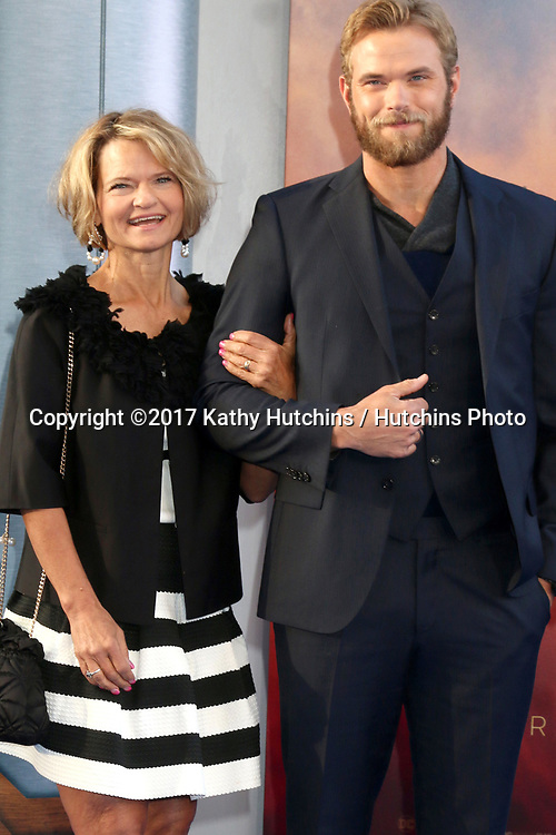 """LOS ANGELES - MAY 25:  Karla Lutz, Kellan Lutz at the """"Wonder Woman"""" Los Angeles Premiere at the Pantages Theater on May 25, 2017 in Los Angeles, CA"""