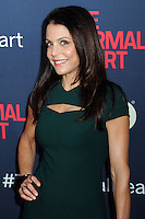 "NEW YORK CITY, NY, USA - MAY 12: Bethenny Frankel at the New York Screening Of HBO's ""The Normal Heart"" held at the Ziegfeld Theater on May 12, 2014 in New York City, New York, United States. (Photo by Celebrity Monitor)"