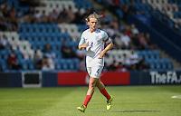 Tom Davies (Everton) of England U19 during the International match between England U19 and Netherlands U19 at New Bucks Head, Telford, England on 1 September 2016. Photo by Andy Rowland.