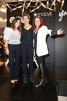 www.acepixs.com<br /> January 26, 2017  New York City<br /> <br /> Jacqueline Demeterio and Patricia Field from the Made in NY hit TV Land show Younger hosted a fashion show at Macy's Herald Square on January 26, 2017 in New York City.<br /> <br /> Credit: Kristin Callahan/ACE Pictures<br /> <br /> <br /> Tel: 646 769 0430<br /> Email: info@acepixs.com