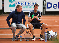Simpeled, Netherlands, 19 June, 2016, Tennis, Playoffs Eredivisie Men, Wesley Visser team Papendal<br /> Photo: Henk Koster/tennisimages.com