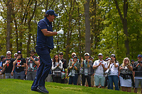 Phil Mickelson (USA) heads down 12 during round 4 of the 2019 PGA Championship, Bethpage Black Golf Course, New York, New York,  USA. 5/19/2019.<br /> Picture: Golffile | Ken Murray<br /> <br /> <br /> All photo usage must carry mandatory copyright credit (© Golffile | Ken Murray)