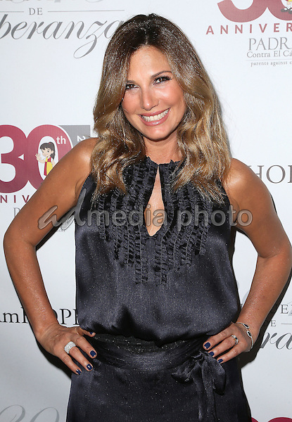 "17 September 2015 - Hollywood, California - Daisy Fuentes. Padres Contra El Cancer's 15th Annual ""El Sueno De Esperanza"" held at Boulevard3. Photo Credit: F. Sadou/AdMedia"