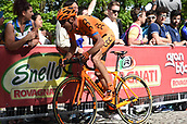 20th May 2017 Biella, Italy, Giro D Italia; stage 14 Castellania to Oropa; Ccc - Sprandi Polkowice; Hirt, Jan; Oropa;