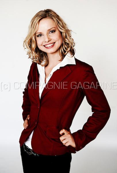 Flemish actress Darya Gantura (Belgium, 21/09/2010)