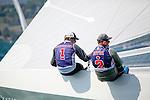 Bow n: 1, Skipper: Mark Mendelblatt, Crew: Brian Fatih, Sail n: USA