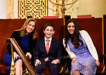 A Park Avenue Synagogue Bar Mitzvah:<br /> Family Portraits.<br /> <br /> With Portraits at the Guggenheim Museum and Metropolitan Museum