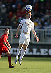 16 December 2007: Wake Forest's Pat Phelan. The Wake Forest University Demon Deacons defeated the Ohio State Buckeyes 2-1 at SAS Stadium in Cary, North Carolina in the NCAA Division I Mens College Cup championship game.