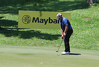 Darren Clarke (NIR) in action on the 6th during Round 3 of the Maybank Championship at the Saujana Golf and Country Club in Kuala Lumpur on Saturday 3rd February 2018.<br /> Picture:  Thos Caffrey / www.golffile.ie<br /> <br /> All photo usage must carry mandatory copyright credit (© Golffile | Thos Caffrey)