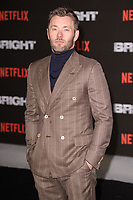 "Joel Edgerton<br /> arriving for the ""Bright"" European premiere at the BFI South Bank, London<br /> <br /> <br /> ©Ash Knotek  D3364  15/12/2017"
