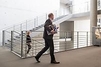 """47. Sitzung des """"1. Untersuchungsausschuss"""" der 19. Legislaturperiode des Deutschen Bundestag am Donnerstag den 4. April 2019 zur Aufklaerung des Terroranschlag durch den islamistischen Terroristen Anis Amri auf den Weihnachtsmarkt am Berliner Breitscheidplatz im Dezember 2016.<br /> Im Bild: Ausschussmitglied Klaus-Dieter Groehler, CDU.<br /> 4.4.2019, Berlin<br /> Copyright: Christian-Ditsch.de<br /> [Inhaltsveraendernde Manipulation des Fotos nur nach ausdruecklicher Genehmigung des Fotografen. Vereinbarungen ueber Abtretung von Persoenlichkeitsrechten/Model Release der abgebildeten Person/Personen liegen nicht vor. NO MODEL RELEASE! Nur fuer Redaktionelle Zwecke. Don't publish without copyright Christian-Ditsch.de, Veroeffentlichung nur mit Fotografennennung, sowie gegen Honorar, MwSt. und Beleg. Konto: I N G - D i B a, IBAN DE58500105175400192269, BIC INGDDEFFXXX, Kontakt: post@christian-ditsch.de<br /> Bei der Bearbeitung der Dateiinformationen darf die Urheberkennzeichnung in den EXIF- und  IPTC-Daten nicht entfernt werden, diese sind in digitalen Medien nach §95c UrhG rechtlich geschuetzt. Der Urhebervermerk wird gemaess §13 UrhG verlangt.]"""