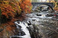 River Moriston & Bridges, Scotland