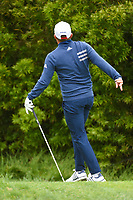 Tyrrell Hatton (ENG) reacts to his tee shot on 12 during round 3 of the 2019 US Open, Pebble Beach Golf Links, Monterrey, California, USA. 6/15/2019.<br /> Picture: Golffile | Ken Murray<br /> <br /> All photo usage must carry mandatory copyright credit (© Golffile | Ken Murray)