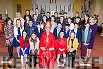 Kilgobnet NS pupils who made their Confirmation with Bishop Ray Browne, Moira Cronin Principal, teachers Lorraine Counihan and Marie Murphy and SNA's Emma Dennehy and Karen Lucey in St Mary's church Beaufort on Tuesday